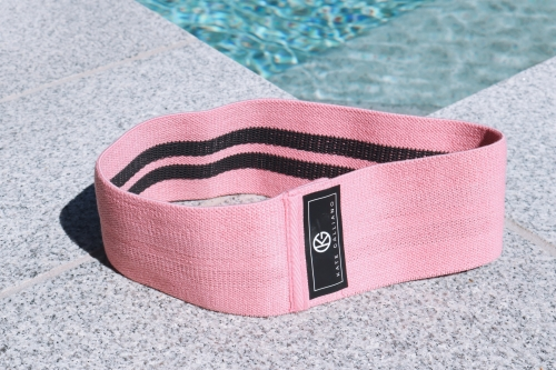 pink resistance band