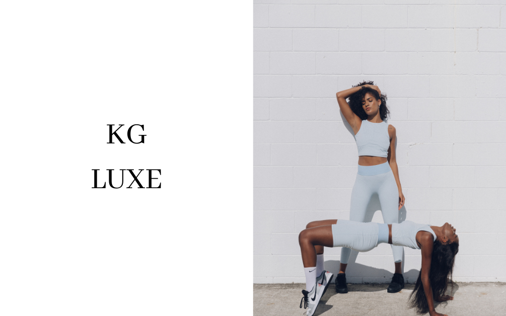 kg luxe collection 2021